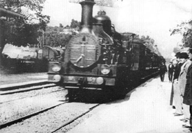 The Arrival of a Train at La Ciotat Station