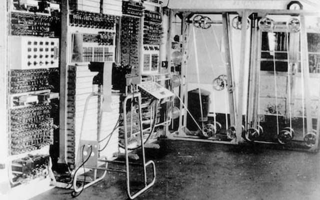 Ámbito Tecnológico En El Año 1943
