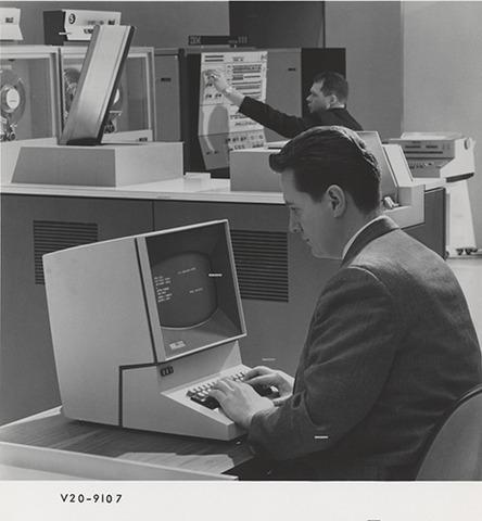 IBM En La Década De Los 60