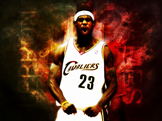 LeBron James was Drafted to Cleveland Caviliers