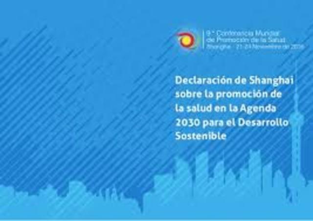 Declaración de Shanghai