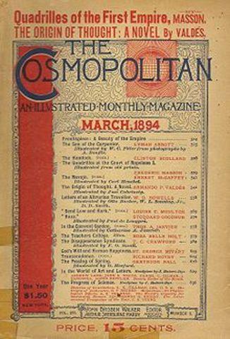 La primera revista