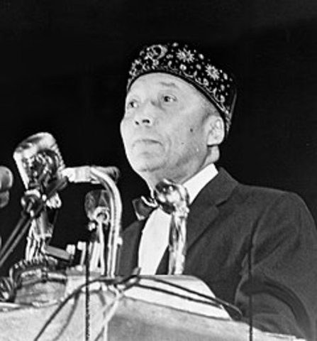 Malcolm X finds the truth about Elijah Muhammad.