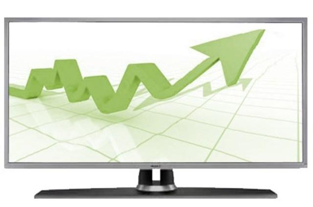 Los ingresos aumentan gracias a la T.V