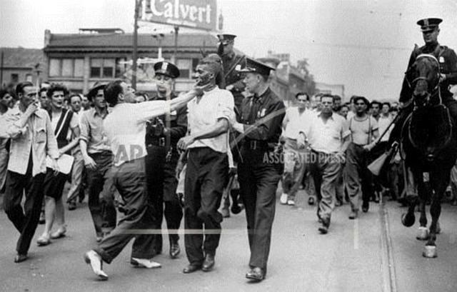 The Detroit Race Riots of 1943
