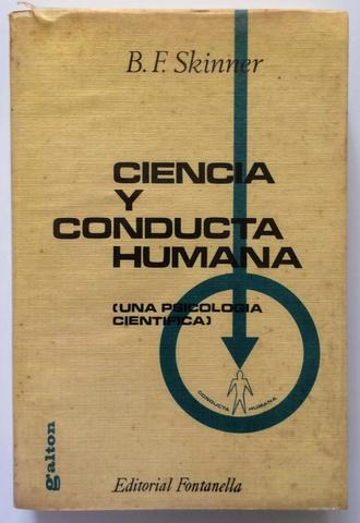 Análisis experimental de la conducta humana