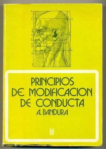 Principios de Modificación de Conducta