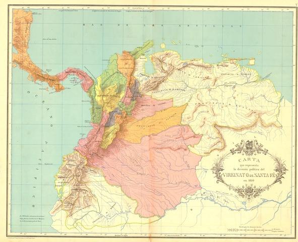 Acta de Federación de las Provincias de la Nueva Granada