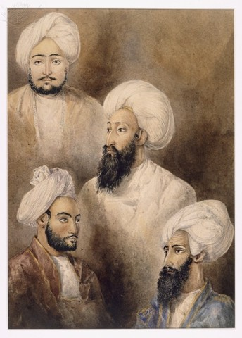 Birth of Muhammad (Wine)