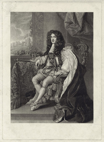 Accession of Charles II (Coffee)