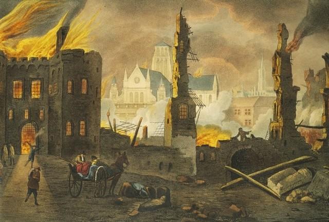 Great Fire of London (Coffee)