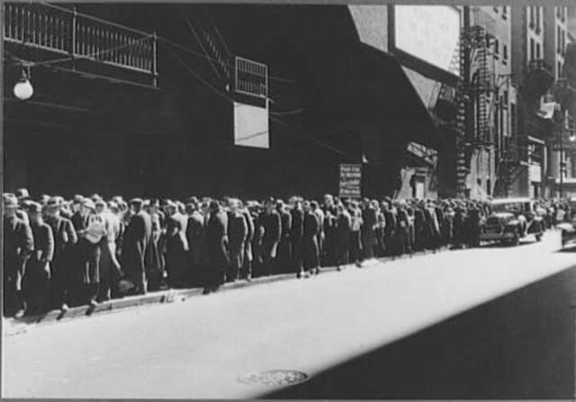 Great Depression in the U.S. (Coca Cola)