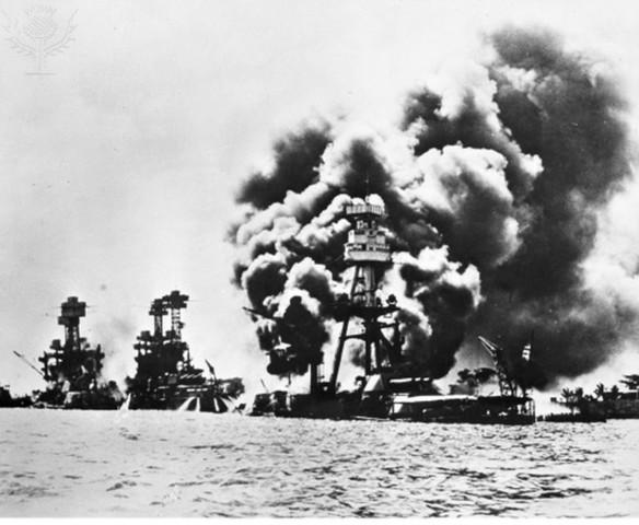 Attack on Pearl Harbor (Coca Cola)