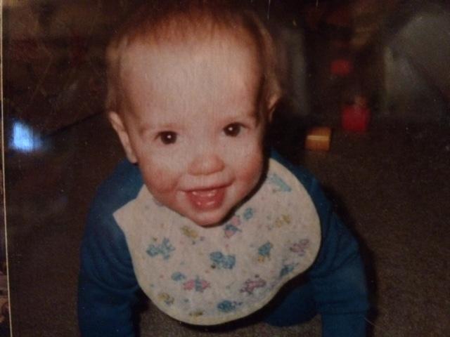 First child was born - Greggory Scott Wilson