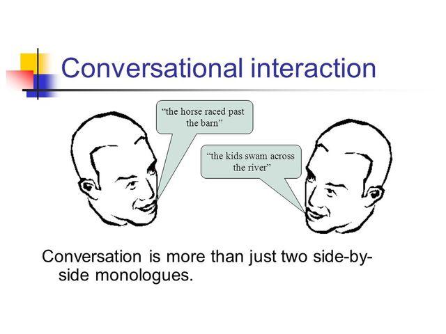 Gass & Varonis - Interaction & Comprehension