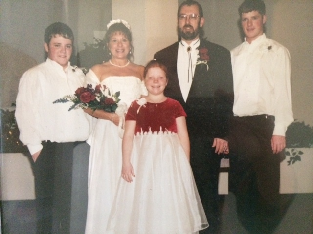 Marriage to my life partner - Dale Friesen