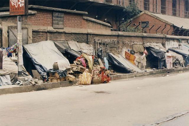 The People of Calcutta