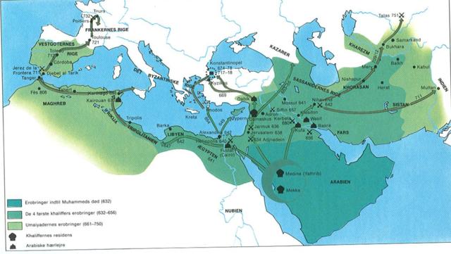 Islams ekspansion