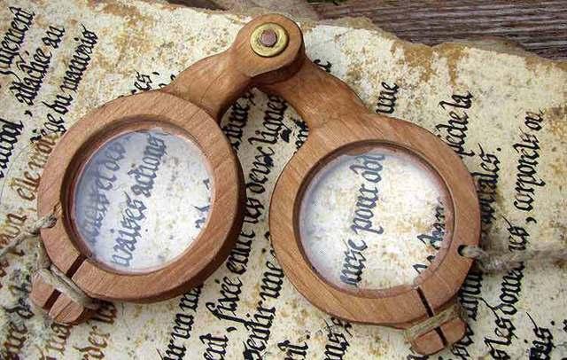 Las gafas (lentes, anteojos)