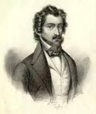 José de Espronceda y Delgado