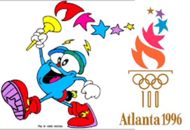 1996 Estados unidos/ Atlanta