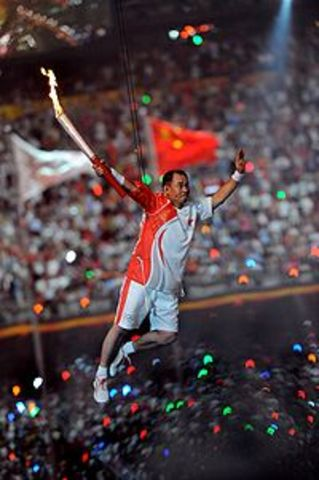 2008 China/Pekin.