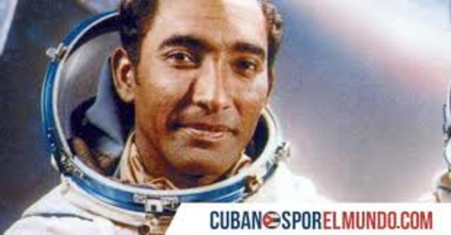 EL CUBANO QUE VIAJA AL ESPACIO