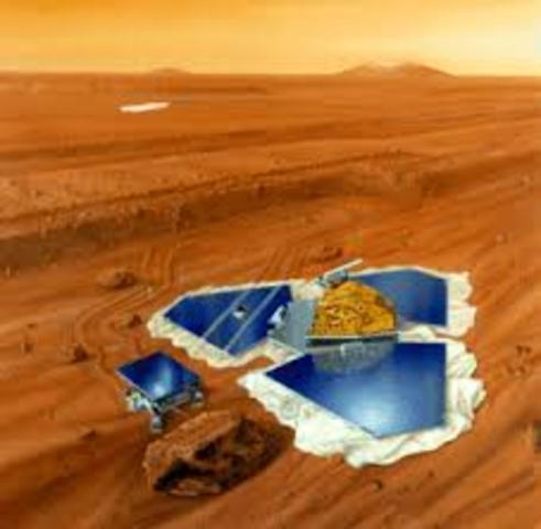 NAVE MARS