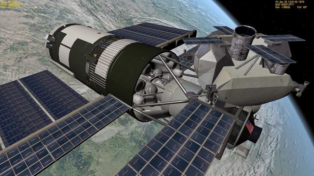 Mise en orbite de Skylab