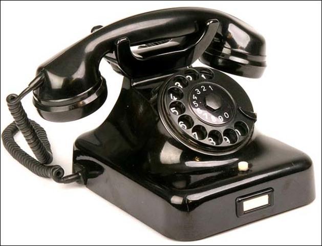 phone called Bakelite
