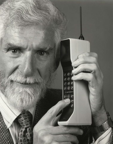 inventor of the cell phone martin cooper