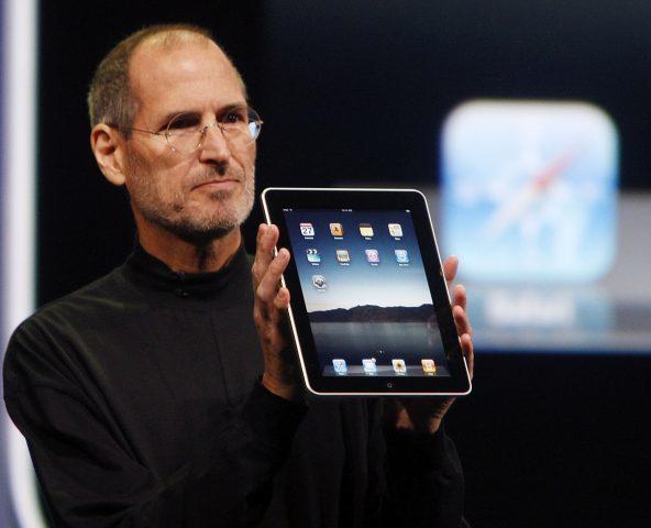 creator of the iPad