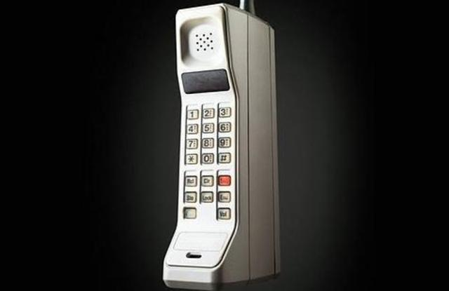 Cell phone sold in Europe