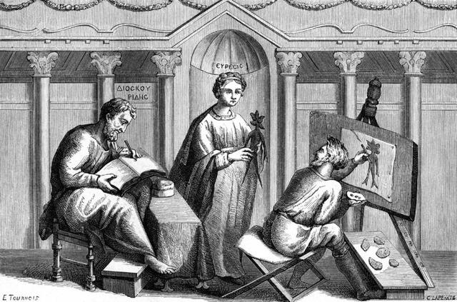 Wine: Early Medicine