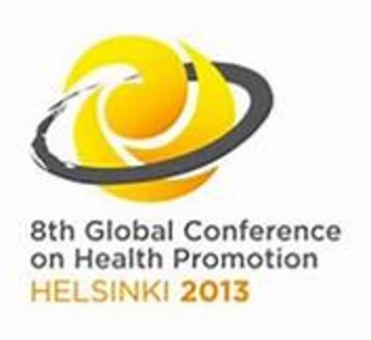 LA 8 ª CONFERENCIA REALIZADA EN HELSINKI, FINLANDIA DEL DÍA 10 AL DE 14 JUNIO DE 2013.