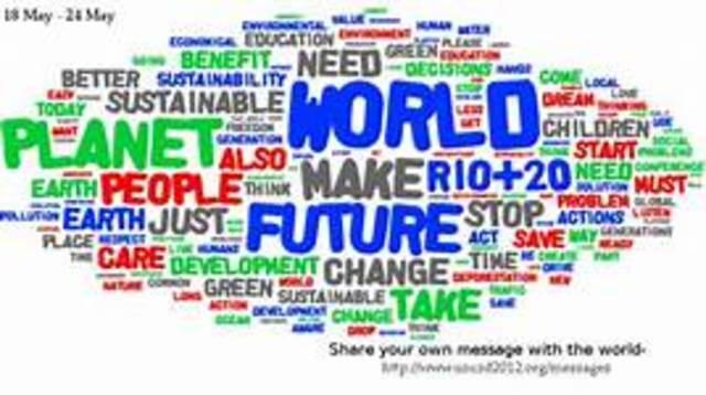 DOCUMENTO FINAL EN EL 2012: EL FUTURO QUE QUEREMOS.