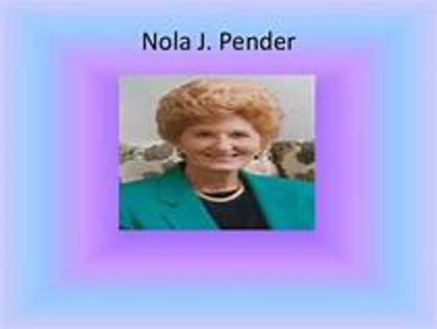 En 1975, la Dra. Pender