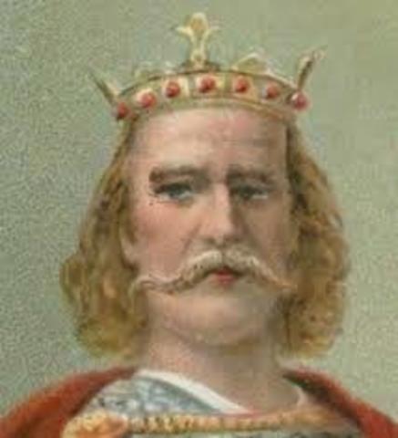 Muere Eduardo Rey de Inglaterra