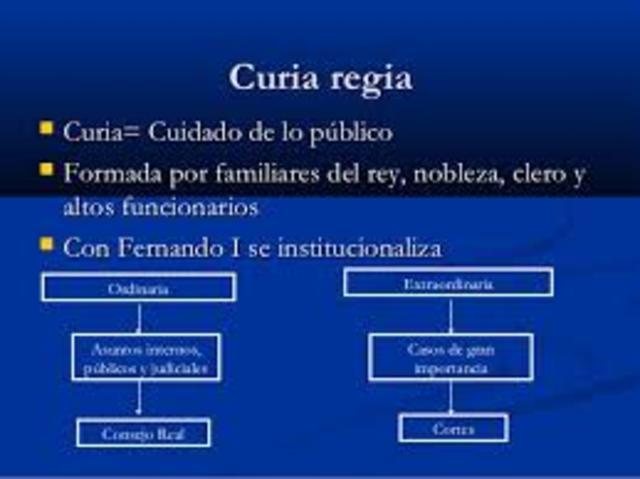La Curia Regia