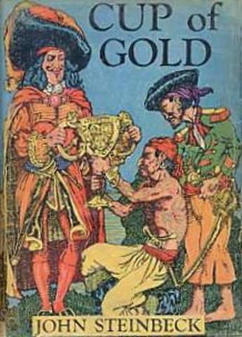 Cup of Gold Published