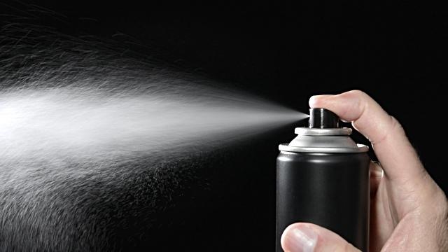 Spray en aeorosol
