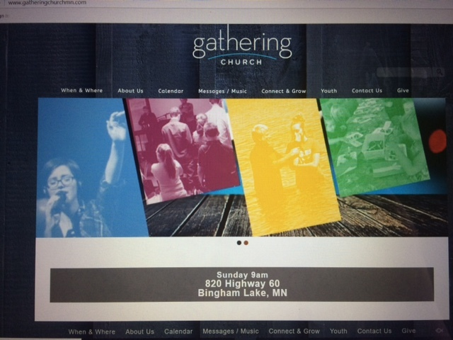 Gathering Ministries is born.
