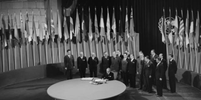 Creación de la ONU