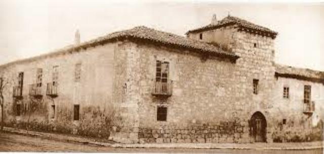 UNIVERSIDAD DE PALENCIA 1208-1214