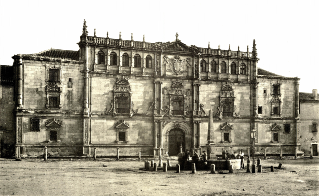 UNIVERSIDAD ALCALA 1499