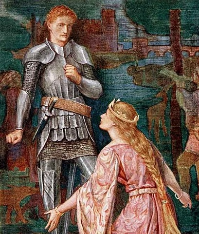 Accusations against Queen Guinevere