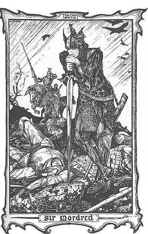 The False Knight