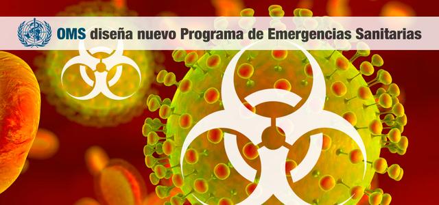 Programas de Emergencias Sanitarias (Mundial)