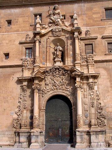 UNIVERSIDAD DE ORIHUELA 1552