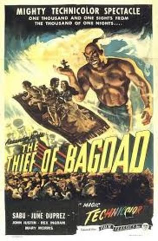 El ladrón de Bagdag